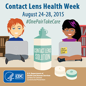Contact Lens Health Week 2